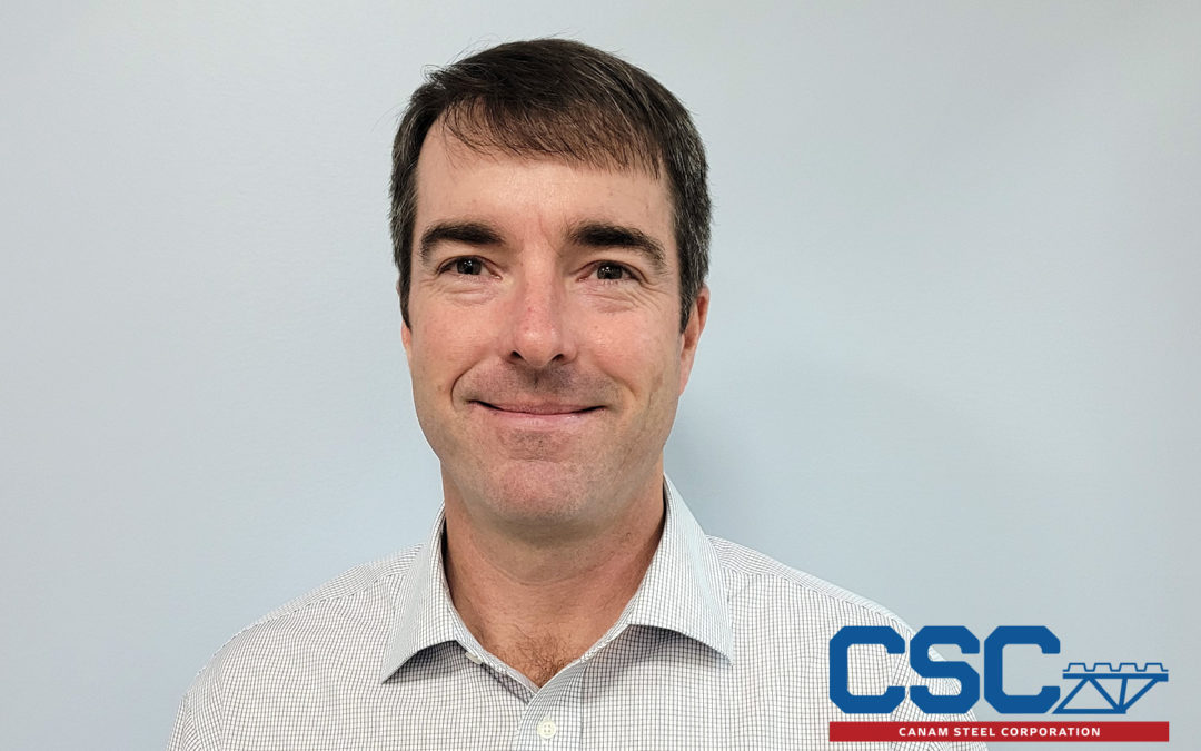 Canam Steel Corporation Announces New Regional General Manager of the Southeast Region