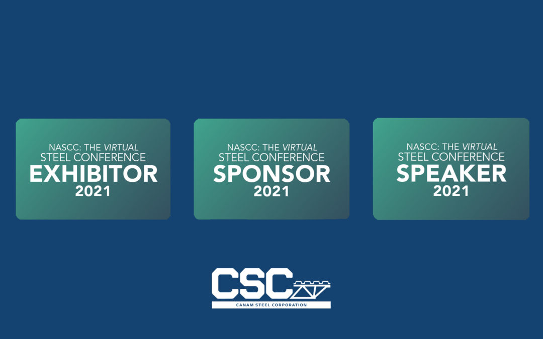 CSC at the 2021 NASCC: The Virtual Steel Conference