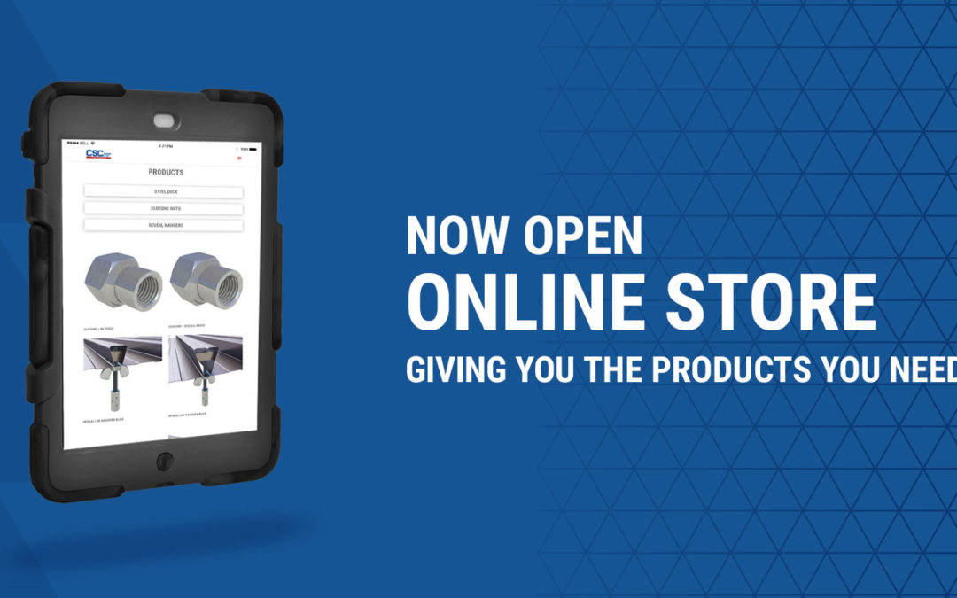 Canam Steel Corporation Makes Product Ordering Easy, Launches eCommerce Web Feature